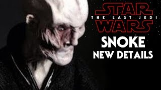 Star Wars The Last Jedi Spoilers Of Snoke Revealed! New Details