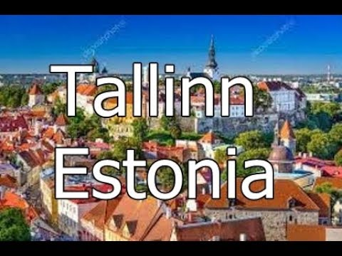 Tallin Es La Capital De Estonia