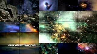 Video Wall clip 04 - Stock Footage - Stock Video Backgrounds