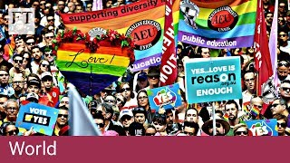Australians back same-sex marriage