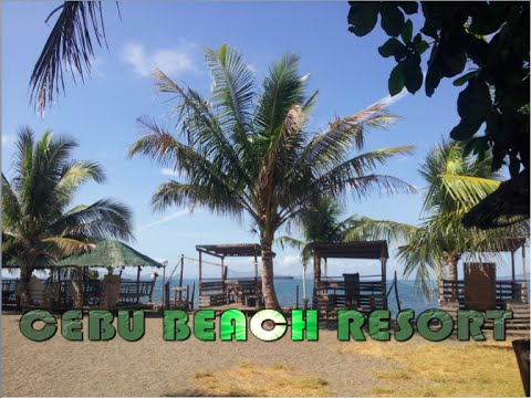 Cebu Beach Resort Talisay City Philippines