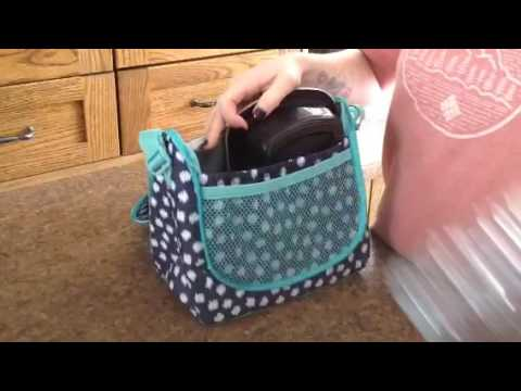 Going places thermal thirty one gifts youtube for Thermal watches