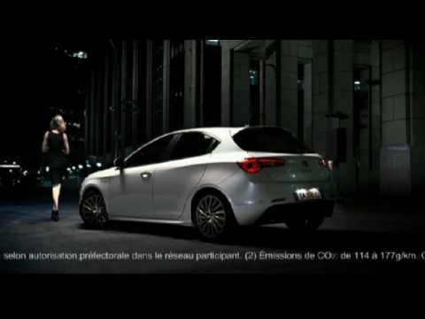 Publicité Alfa Rome Giulietta - Version française