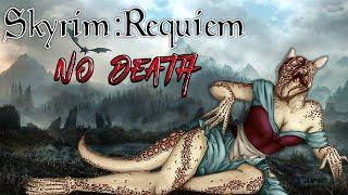 Skyrim - RFAB 6.0 (без смертей) Аргонианская дева #2 Купаясь в крови Арены