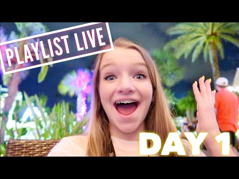 PLAYLIST LIVE 2019 DAY 1 | Bryleigh Anne