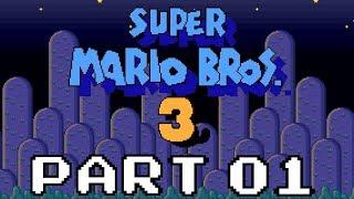 Late Night Super Mario Bros. 3 - Part 1
