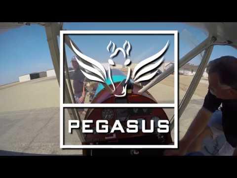 Flight Test Pegasus DP-1