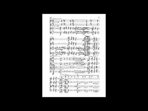 "György Ligeti - String Quartet No. 1 ""Métamorphoses nocturnes"" (1953-54)"