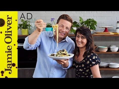 Linguine Vongole   Authentic Clam Pasta   Jamie Oliver   #MyFoodMemories   AD