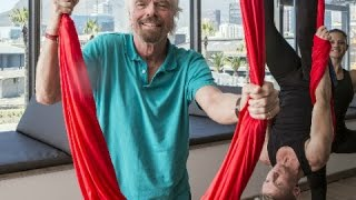 Sir Richard Branson reveals his secrets to great health and adventure