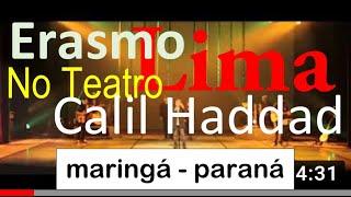 Estou Voltando - Erasmo de Lima (autoral)