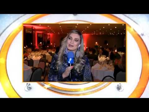 TV Fama 08/08/2014 - Laura Cardoso é Homenageada Em SP