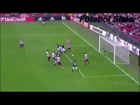 Kharatin gol Athletic Bilbao 0x1 Zorya