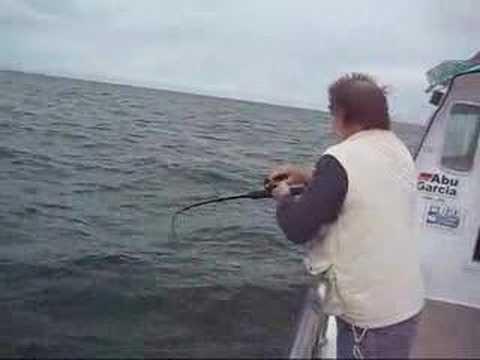 Rhyl Fishing Charter Boat, North Wales - Jensen II 16/6/2007