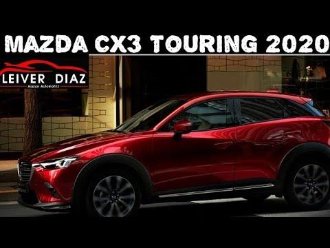 Mazda Cx3 Touring 2020 La Version Intermedia Youtube