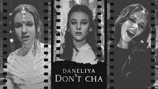 Daneliya Tuleshova - Don't cha 4k   music video