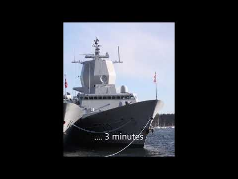 KNM Helge Ingstad mayday call with english subtitles