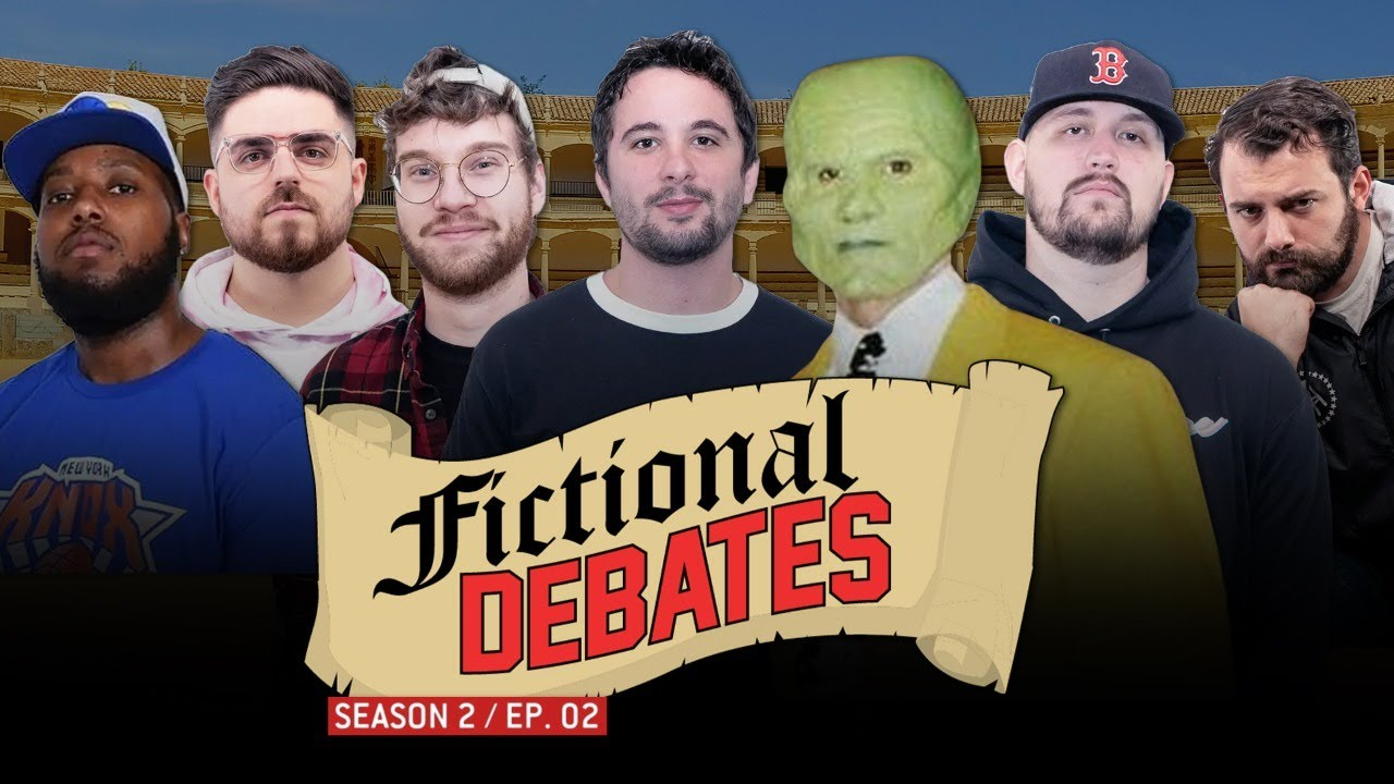 Download Fictional Debates (Season 2, Episode 2)