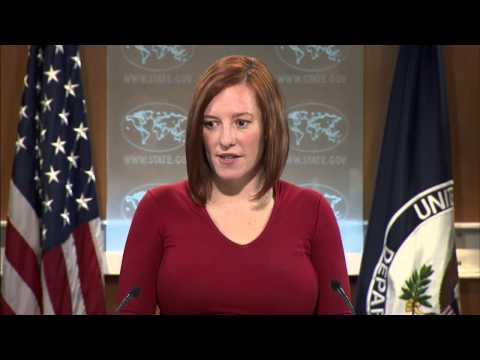 Daily Press Briefing - March 16, 2015
