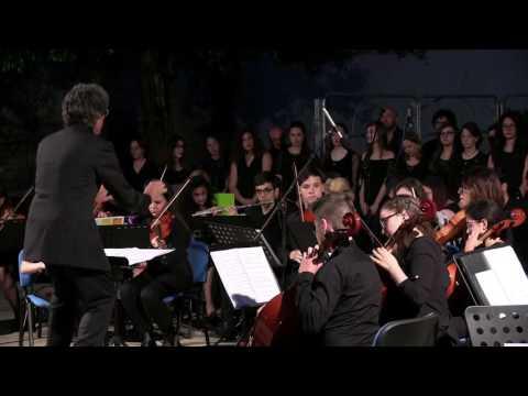 """LIceo Statale musicale """"Vito Fazio Allmayer"""" El cumbanchero, R. Hernandez"""
