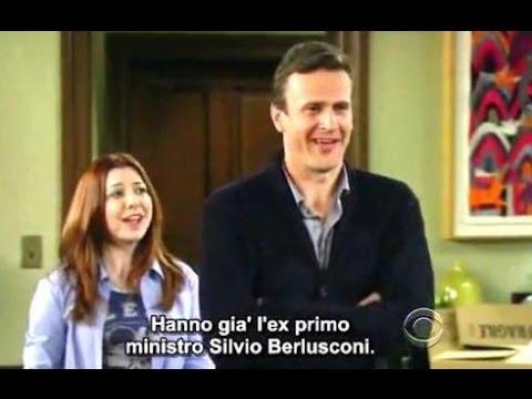 Mediaset Censura La Frase Su Berlusconi In How I Met Your Mother