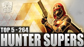 destiny 6 kills 1 bullet insane top 5 hunter supers of the week episode 264