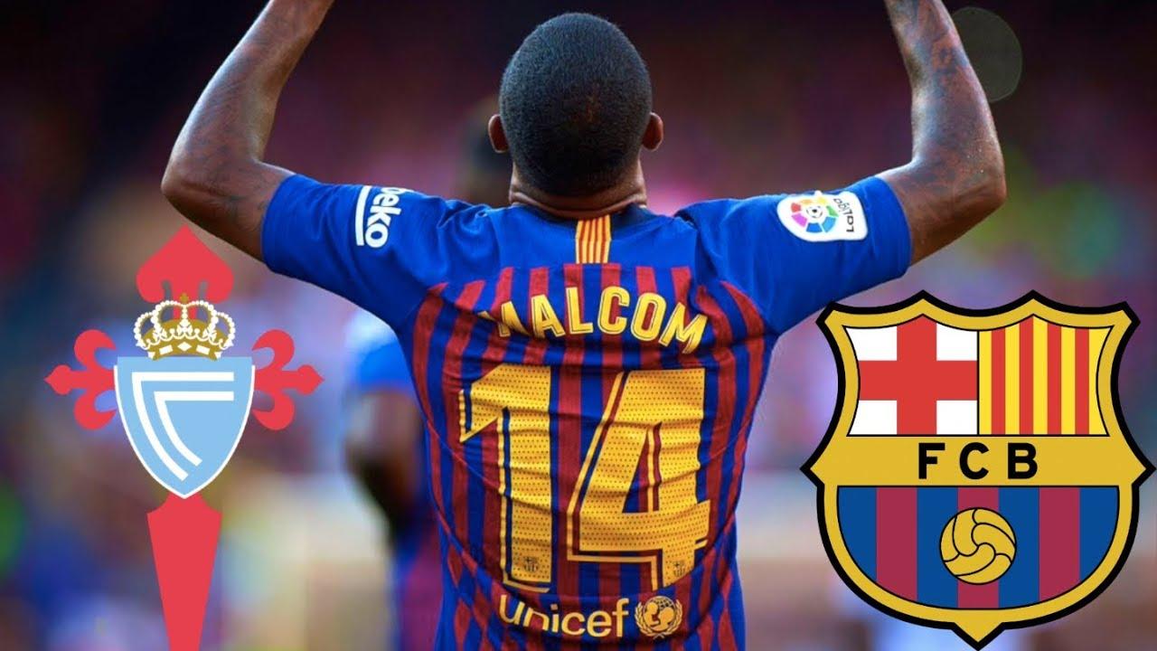 Celta Vigo Vs Barcelona La Liga 2019 Match Preview