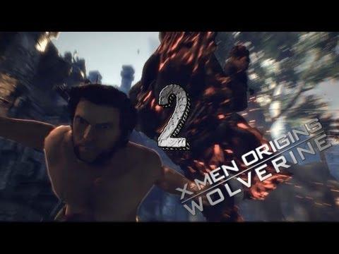 Let's Play Wolverine Origins (X-Men) - 2 - Leviathan DE|HD|UNCUT