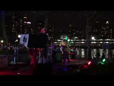 Roosevelt Island Tree Lighting Ceremony - Uptown Social Club Perform Feliz Navidad & More