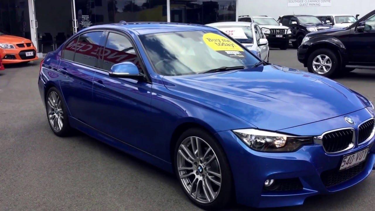 BMW I MSport YouTube - Bmw 320i 2012