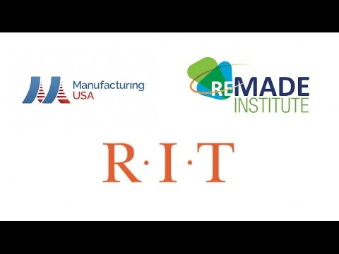 RIT selected by U.S. Department of Energy to lead clean manufacturing initiative
