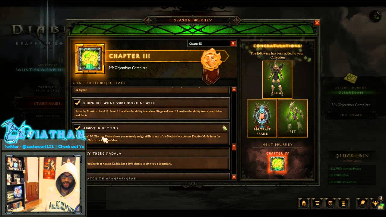 Diablo 3] How To Get Your Six-Piece Set Through Haedrig's Gift ...