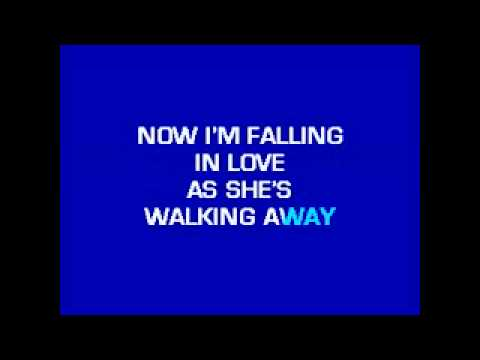 Zach Brown Band and Alan Jackson As Shes Walking Away Karaoke