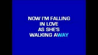 Zach Brown Band and Alan Jackson As Shes Walking Away Karaoke
