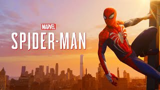 Marvel's Spider-Man Gameplay Spiderman helping the Police out