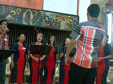 Awit ng Papuri, El Shaddai Holy Cross Parish Music Ministry Chapter cover