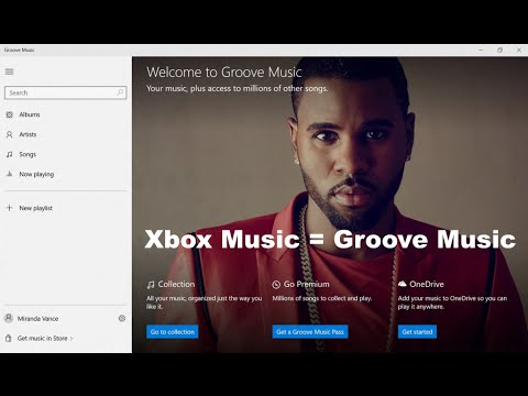 Xbox Music = Groove!!!