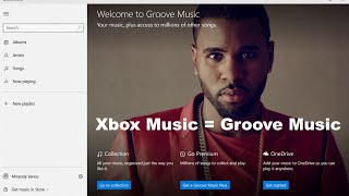 Download lagu Xbox Music = Groove!!!