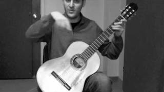 Tariq Harb - classical guitar tutorial - in Arabic!