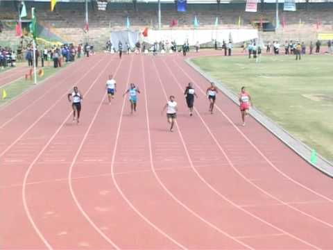 18th forest national games running womens bhopal mp