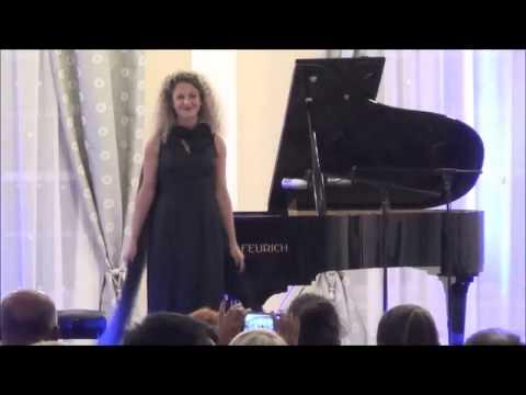 Elisa Tomellini Rachmaninov Encore. Serbia 2017