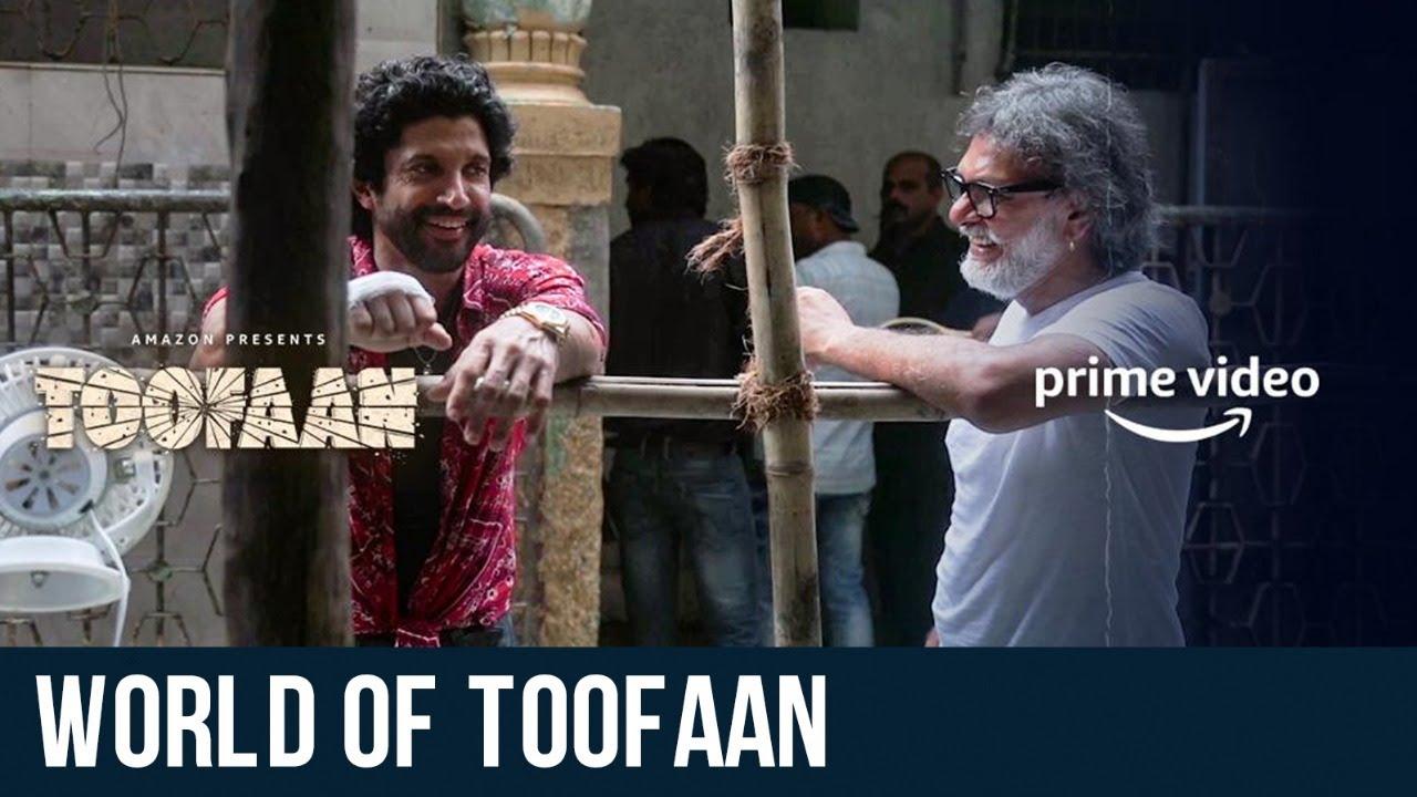 Download World of Toofaan | Toofaan | Farhan Akhtar | Mrunal Thakur | Paresh Rawal
