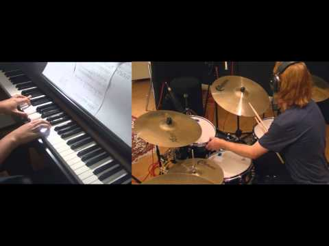 Tornado by Jonsi (Covered & interpreted by aldy32 and drumgroovemusic)