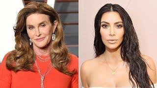 Caitlyn Jenner Reveals Kim Kardashian & Kris Jenner REFUSE To Talk To Her