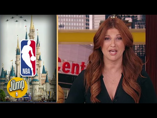 NBA needs to enhance its TV experience, and the bubble is perfect chance - Rachel Nichols | The Jump