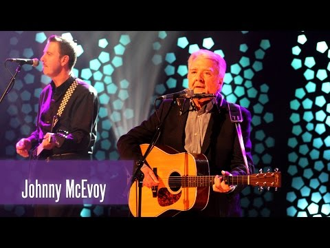 Johnny McEvoy performs The Leaving Of Liverpool | The Late Late Show