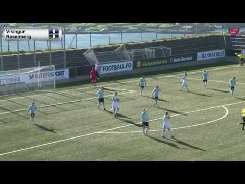 FSF Varpið: UEFA Europa League, First qualifying round, 1st leg. Víkingur - Rosenborg