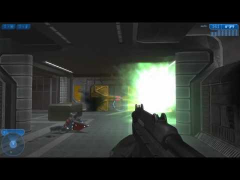 Halo 2 AI: A very angry marine crew