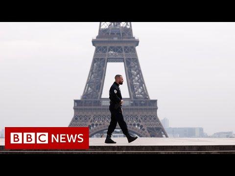 Coronavirus: Europe tightens virus curbs - BBC News