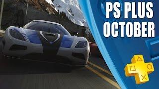 PlayStation Plus UK - October 2014